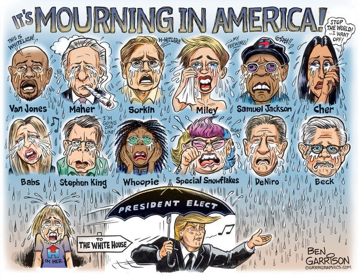 It's Mourning America! /r/The_Donald (@thedonaldreddit) | Twitter