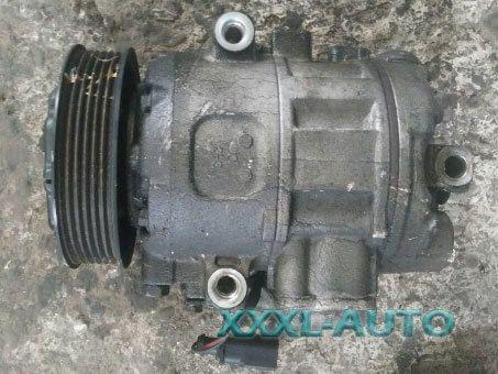Купити вживаний компресор кондиціонера на Skoda Fabia 1999-2007 1.2 12V (VW Polo 1.4 16V) 6Q0820803G, DENSO. Доставлення по Україні. Львів, Рівне, Ужгород.