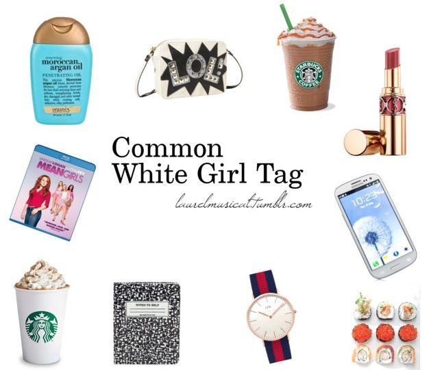 Common dating white girl