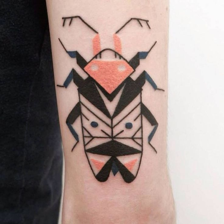 Best Ppl Can Fly Images On Pinterest Drawings Abstract - Polish artist creates elegant animal tattoos finished in vibrant colours