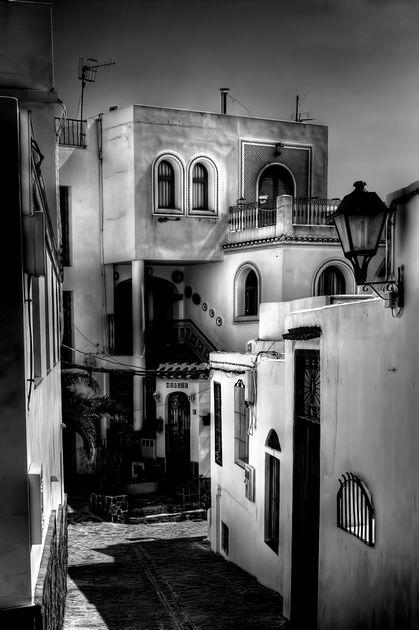 Mojacar Street