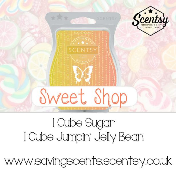 Take a trip back down memory lane with the Sweet Shop recipe - perfect for those who have a sweet tooth, or love their homes to smell of all things sweet!