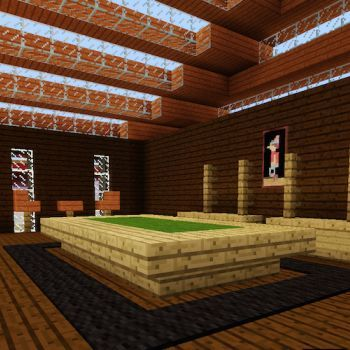 Minecraft Pool Table Minecraft Furniture Minecraft