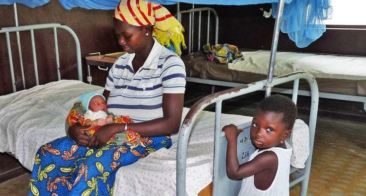 Geboren, um zu sterben?Eine neue Hungerkatastrophe droht! Bitte helfen Sie, Geburten für Babys und ihre Mütter sicherer zu machen.