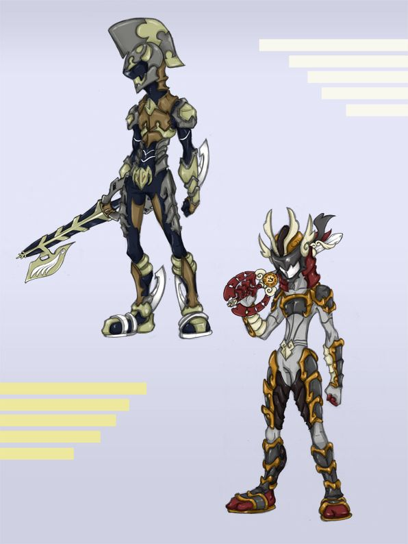 Keyblade Armor Series 1 by KajiMateria.deviantart.com on ...