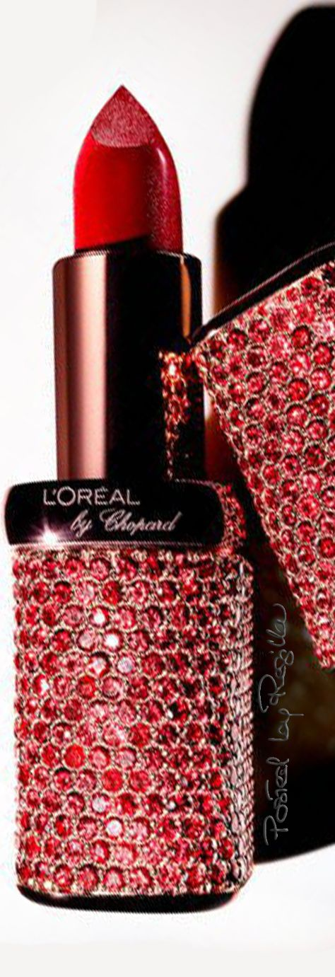 Rosamaria G Frangini | High Red Jewellery | MissMillionairess&Co. | L'Oreal By Chopard