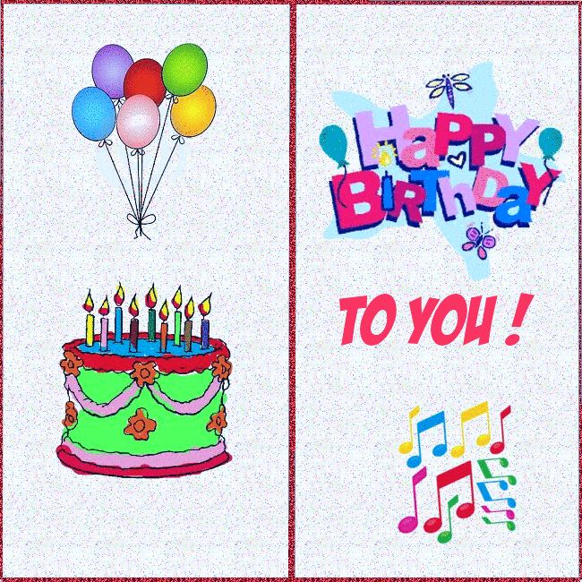 1000 ideas about Happy Birthday Cards Free – Digital Birthday Cards Free