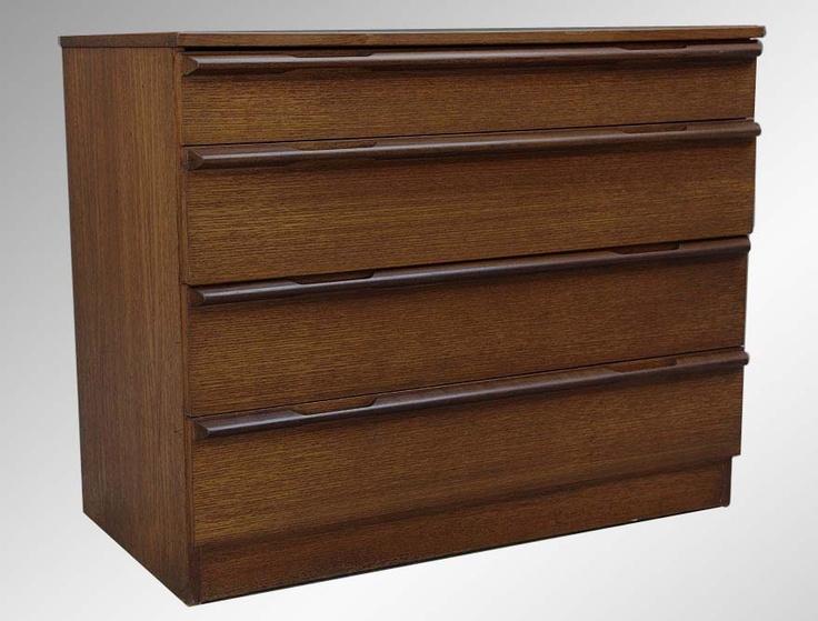 8 best furniture i own images on pinterest furniture for Vintage danish modern bedroom furniture