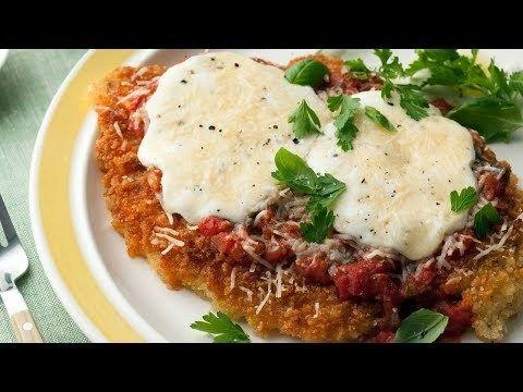 Video Bobbys Chicken Parmigiana Food Network Httpskoruly