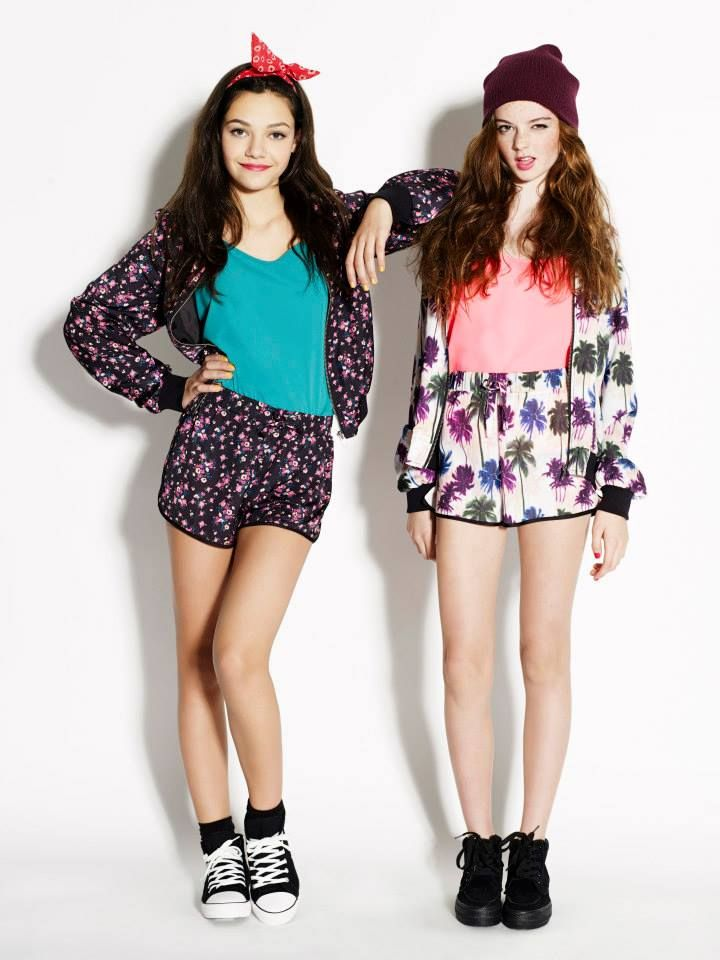 Generation 915 Look Book Teenage Girls Collection 2014 2014 fashion style for teens Fashion | Style Inspirations