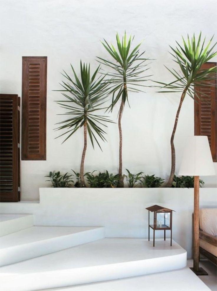 Minimalist Beach House: 12 Minimalist Garden In The House