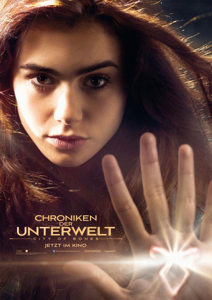 Poster zum Film: Chroniken der Unterwelt: City of Bones ...