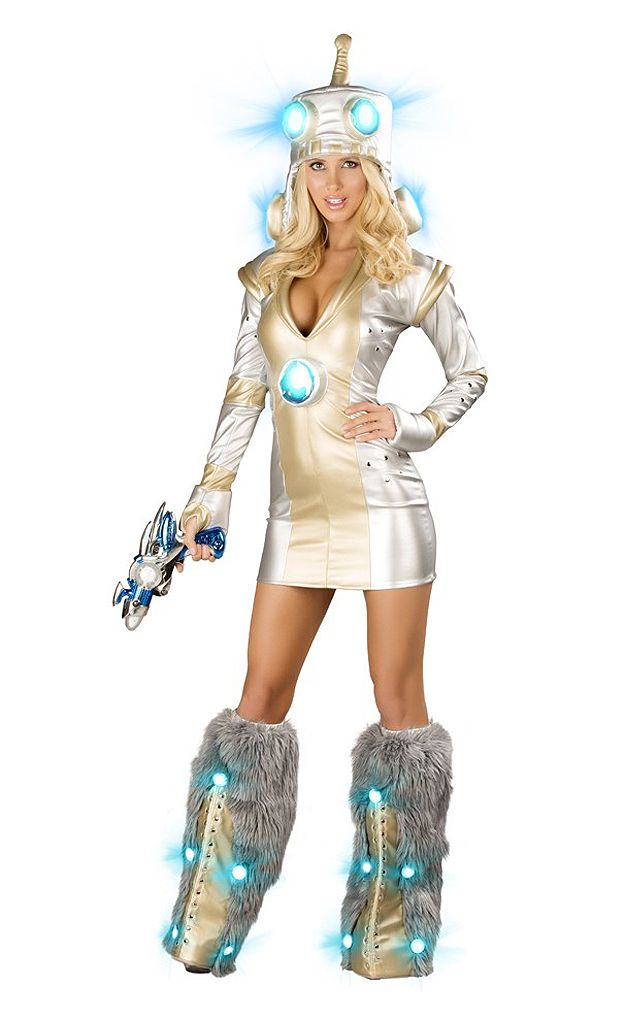 5 sexy halloween costumes for the female geek geek - Best Halloween Costumes Female