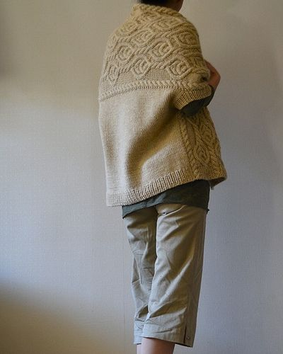 Ravelry: roko's Walnut Cardigan. I have loved this for so long.