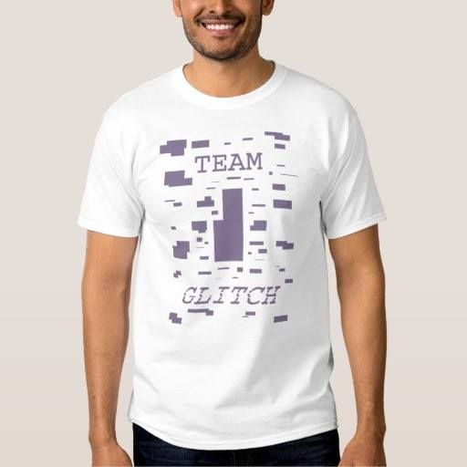 (Team Glitch Tee Shirt) #Missingno #Pokemon is available on Funny T-shirts Clothing Store   http://ift.tt/2faeoT6