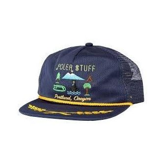 Tourist Tarp | Camper Hat