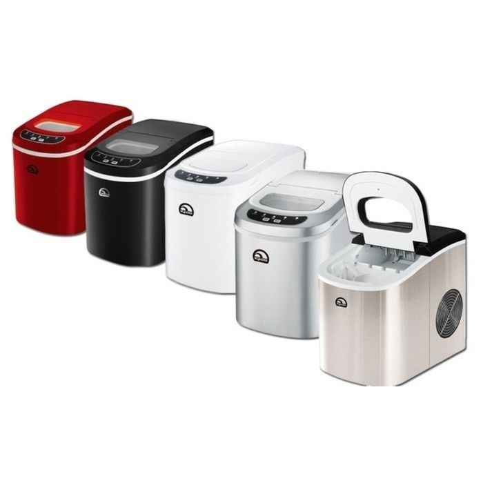 Details About Igloo Ice Maker Compact Countertop 26lbs Or 48lbs Of