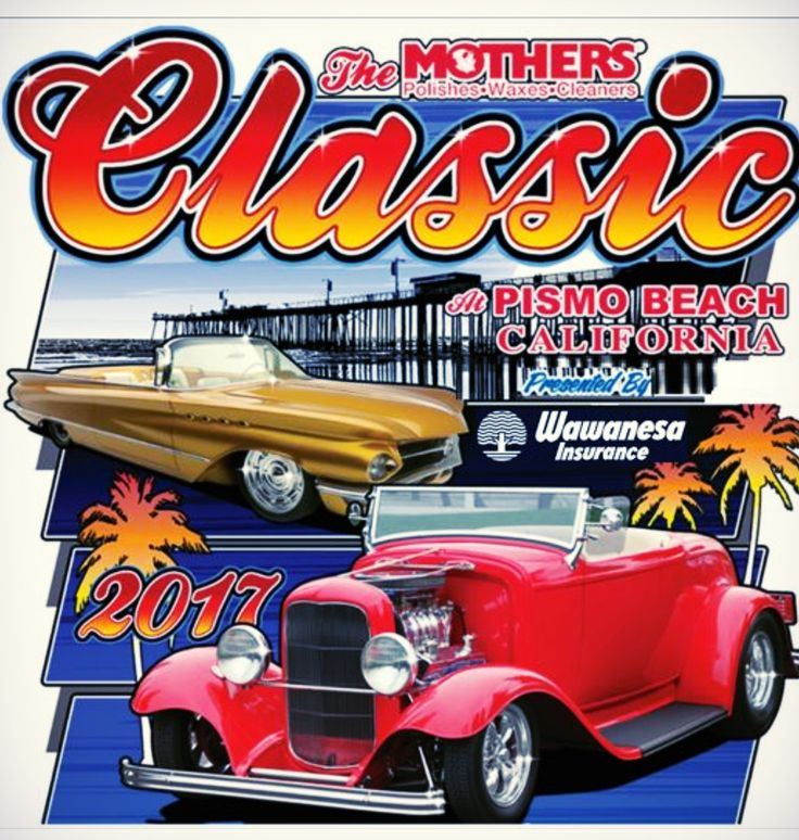 Best Car Shows Images On Pinterest Classic Car Show Pismo