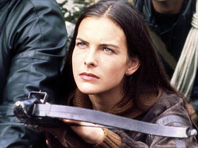 For Your Eyes Only Crossbow   For Your Eyes Only, Carole Bouquet   As the quintessential Bond girl ...