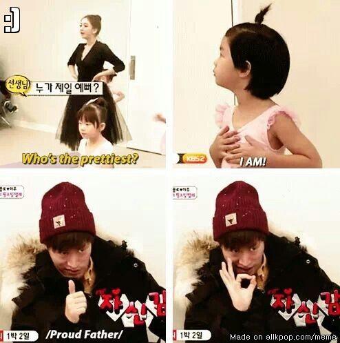 Tablo = BEST DAD EVER!!!   allkpop Meme Center