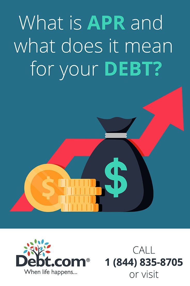 What Is Apr And What Does It Mean For Your Debt Credit Repair