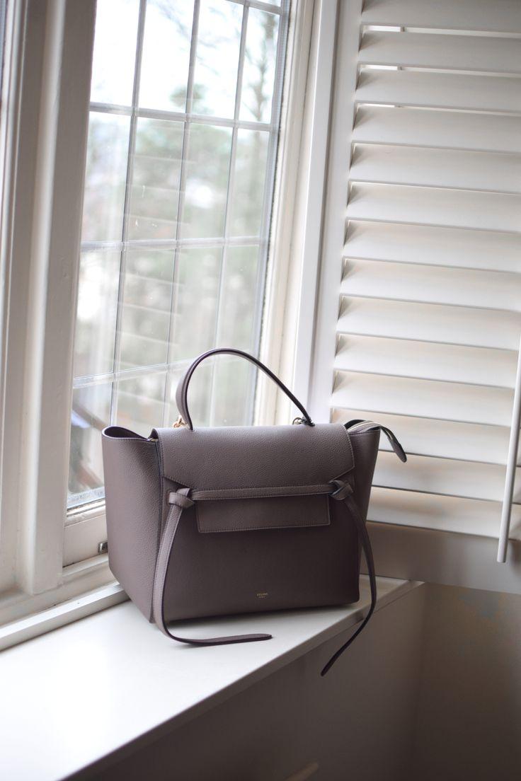 Say HELLOOOO to my dream bag!! The Celine Belt Bag!