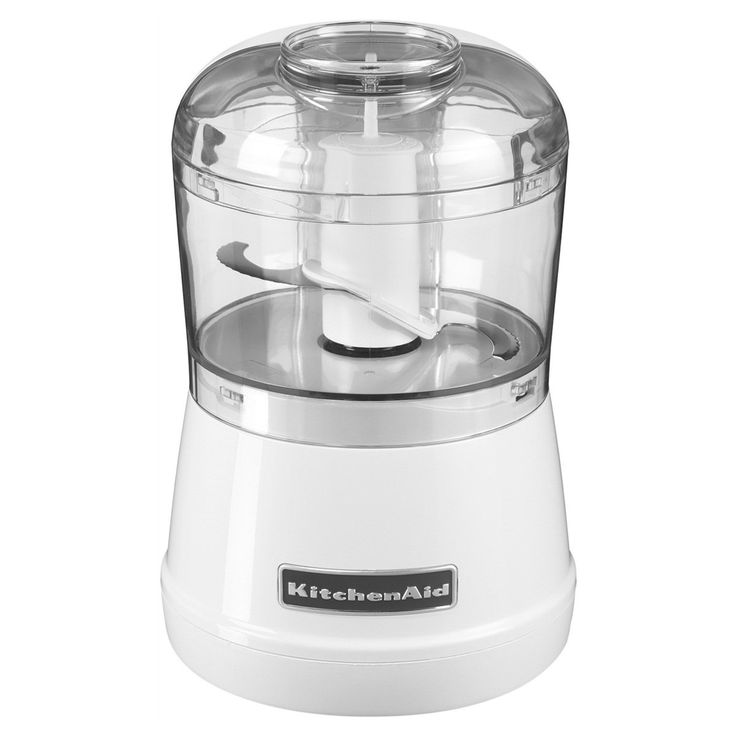 Kitchenaid - 5kfc3515 ewh - Hachoir 830ml 240w blanc