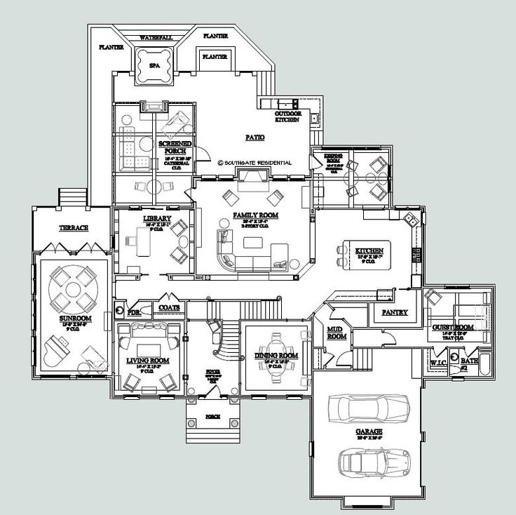 42 best images about southgate on pinterest 2nd floor for Pre designed home plans