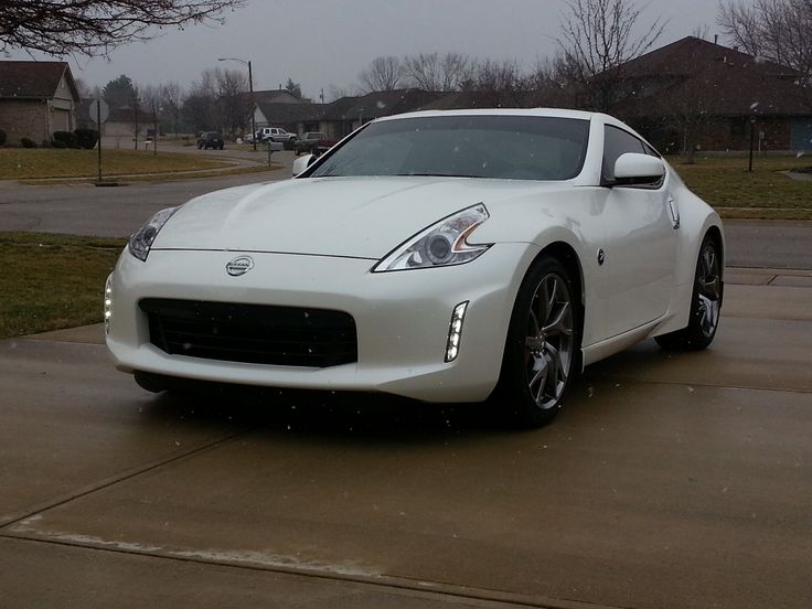 This is a paint protection film installation that we did on a 2013 Nissan 370 Z. We used 3M paint protection film to wrap the hood, fenders, mirrors, front bumper and pillars. Visit http://lnkd.in/a2hP9m to learn more about our paint protection film installation services.