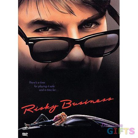 RISKY BUSINESS (DVD/FR&SP-SUB/CAST BIO/FILM H/PROD N/TRAILERS)-NLA