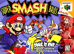 Super Smash Brothers - I never really got into this game but people seem to love it.