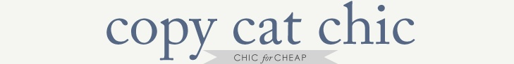 | Copy Cat Chic | chic for cheap: Pottery Barn Charlotte Daybed