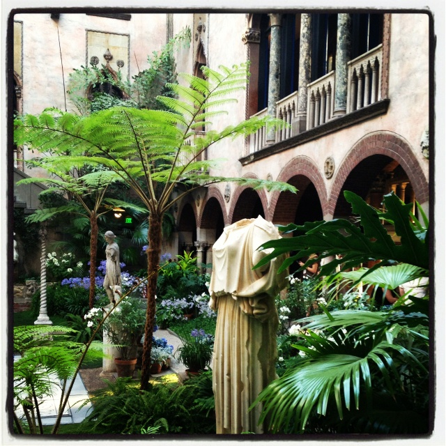 17 Best Images About Isabella Stewart Gardner Museum On
