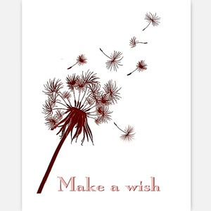 Make A Wish Print 11x14 now featured on Fab.: Art Quotes, Make A Wish, Art Prints, Auf Fab, Artsy Fartsy, Art My Kind, Products