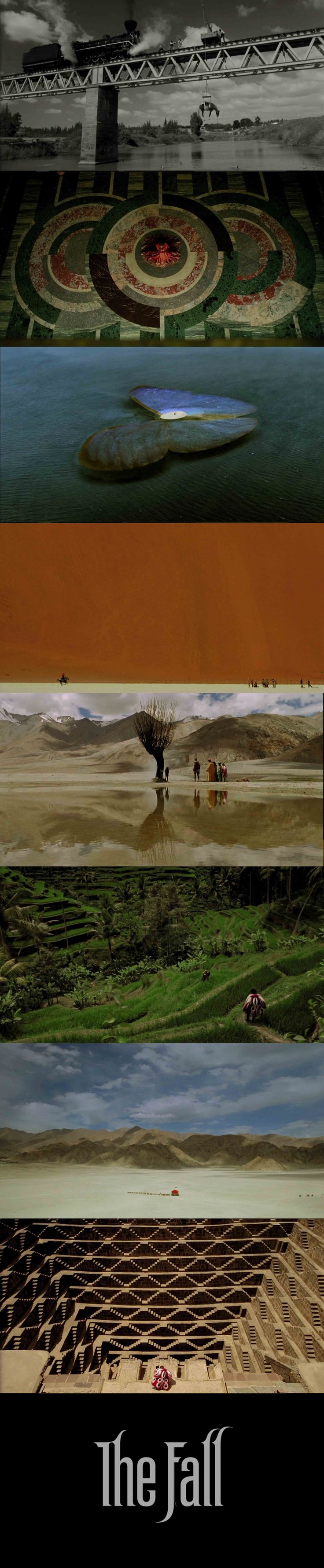 The Fall (Tarsem Singh, 2006) DoP:Colin Watkinson