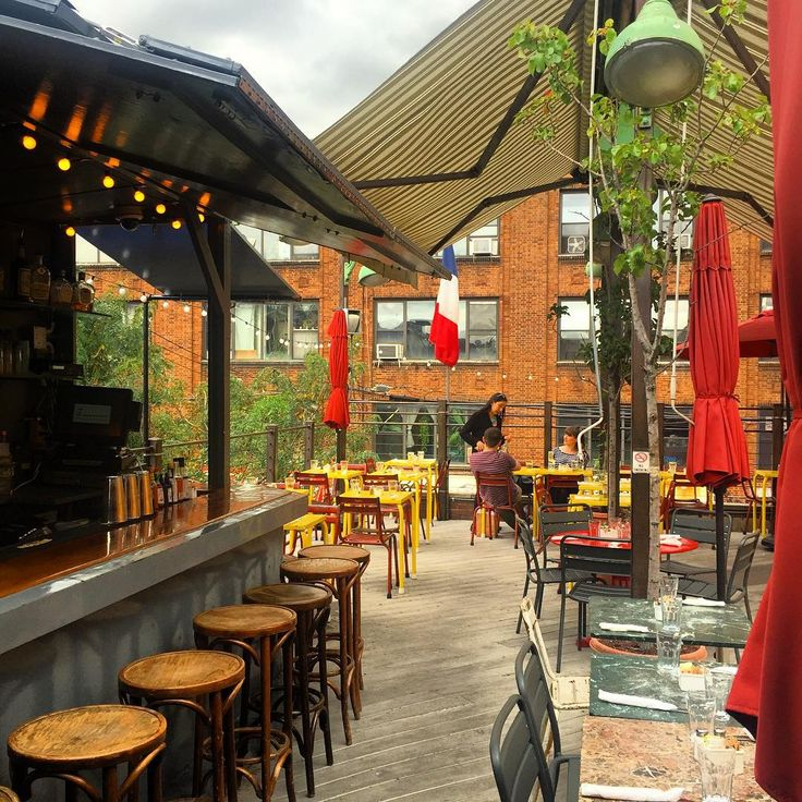 Juliette in BK + 7 Best Rooftop Restaurants in NYC | spoiled NYC