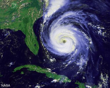 Good complete list of preparations, information, precautions, and advice. disastercenter.com link:  http://www.disastercenter.com/guide/hurricane.html   (image from geology.com)