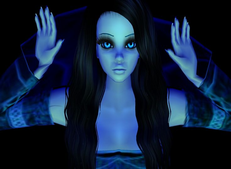 """Peek-a-boo"" Captured Inside IMVU - Join the Fun! http://www.imvu.com/members/ELTALiANy/?photoOfDay=1"
