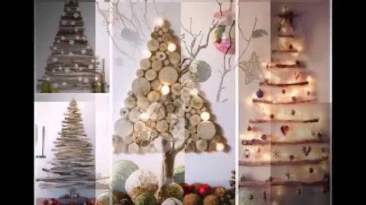 Новогодние украшения из веток своими руками 2016 ! Christmas decorations...
