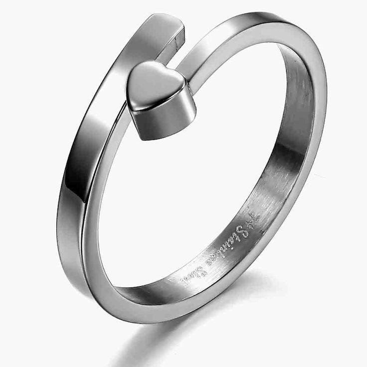titanium wedding rings for women - Titanium Wedding Rings For Her