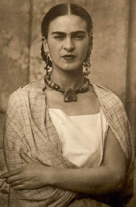 The one and only Frida.