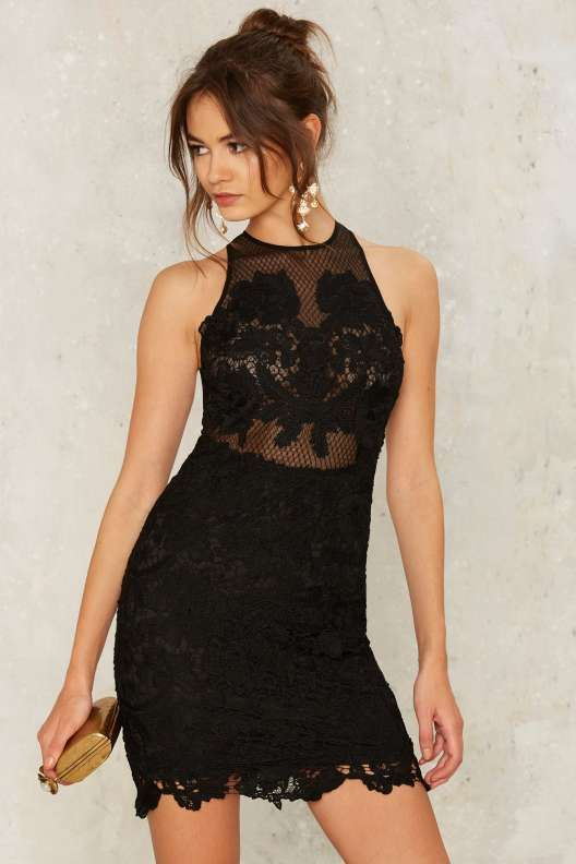 712b4eff78 Hit the Rose Lace Dress