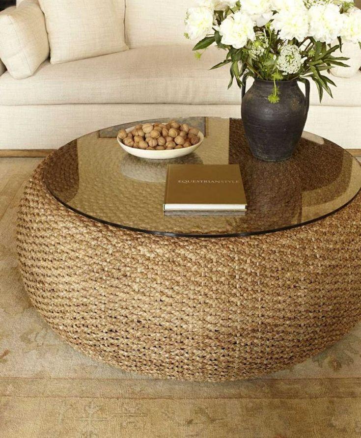 Reifen recyceln, um sehr originelle Möbel zu machen