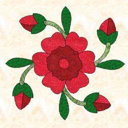 applique flowers patterns free | ... Patterns & Pre-Cut Kits : patterns,quilts,quilting,ebooks,applique