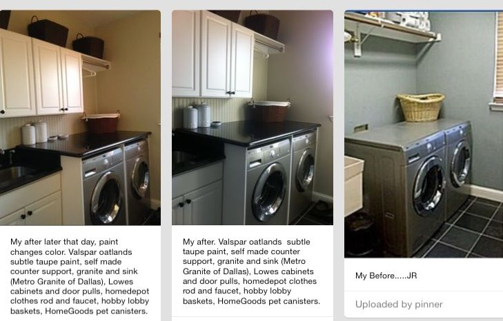 Before and after: Laundry Rooms, Laundry Room Makeovers