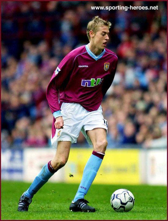 Peter Crouch - Aston Villa FC - Premiership Appearances