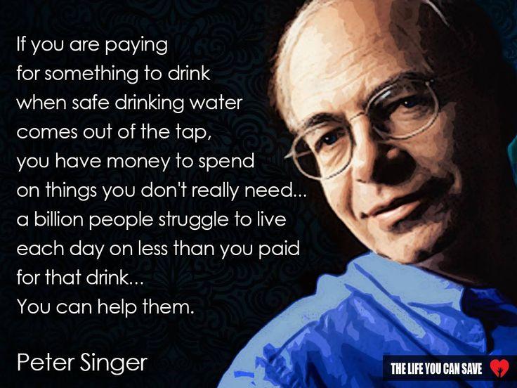 best peter singer our founder images singer  singer world poverty essay 88 best peter singer