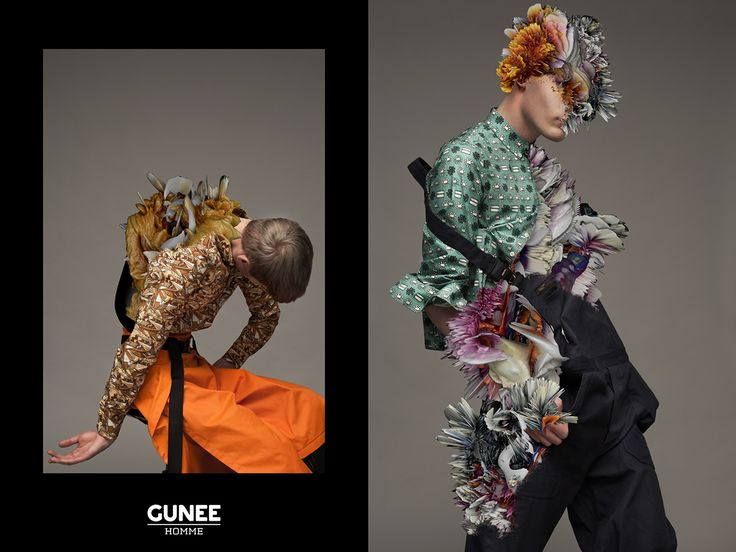 GUNEE Homme Campaign. Mountain Trip. on Behance