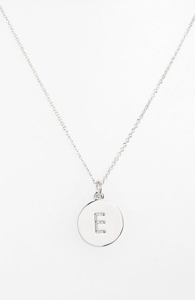 Check out my latest find from Nordstrom: http://shop.nordstrom.com/S/3828228  kate spade new york kate spade new york 'one in a million' initial pendant necklace  - Sent from the Nordstrom app on my iPhone (Get it free on the App Store at http://itunes.apple.com/us/app/nordstrom/id474349412?ls=1&mt=8)