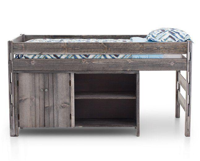Gigi Junior Loft Bed - Furniture Row